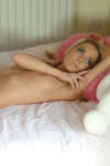 Becky Strips Naked From Her Cute Little Gym Kit - Picture 15